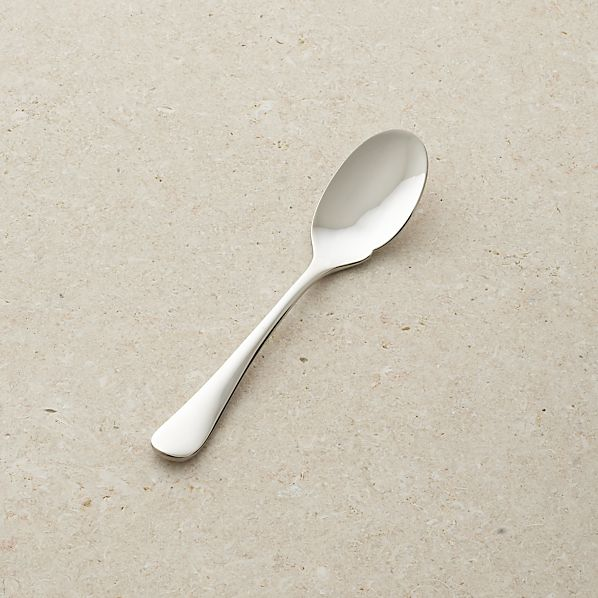 Caesna Mirror Sauce Spoon