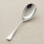 Caesna Mirror Wide Serving Spoon
