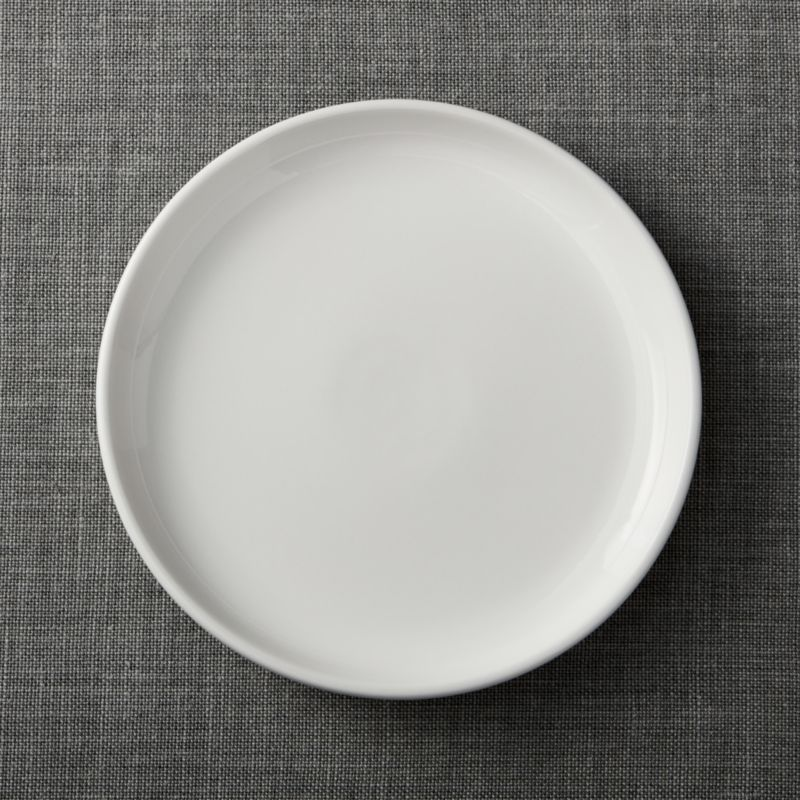 White Kitchen Plates