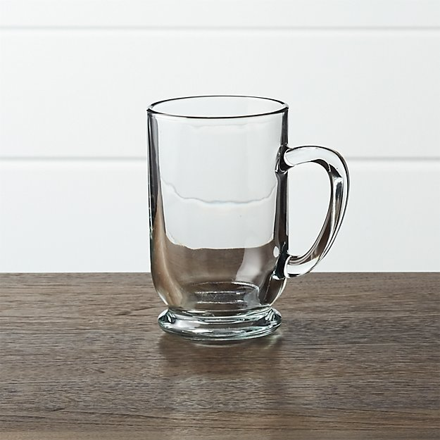 689162f7429 Caffeine Mug + Reviews | Crate and Barrel