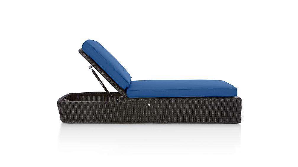 Calistoga Sunbrella ® Chaise Lounge Cushion
