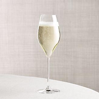 Calla Champagne Glass