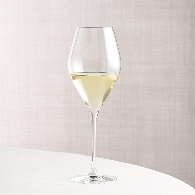 Calla White Wine Glass - Image 1 of 2