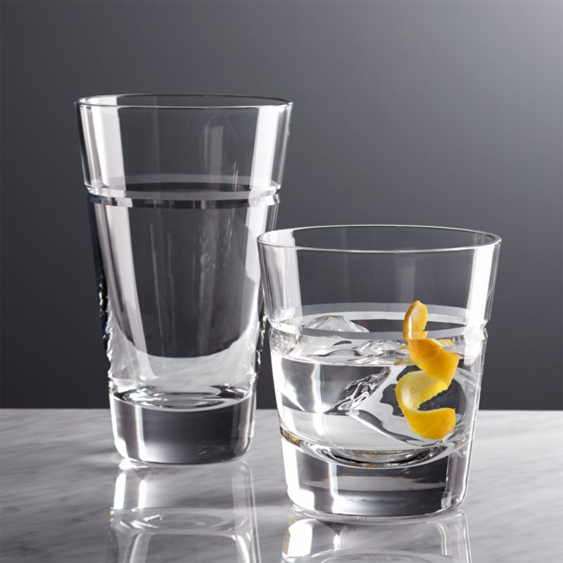Thick Drinking Glasses