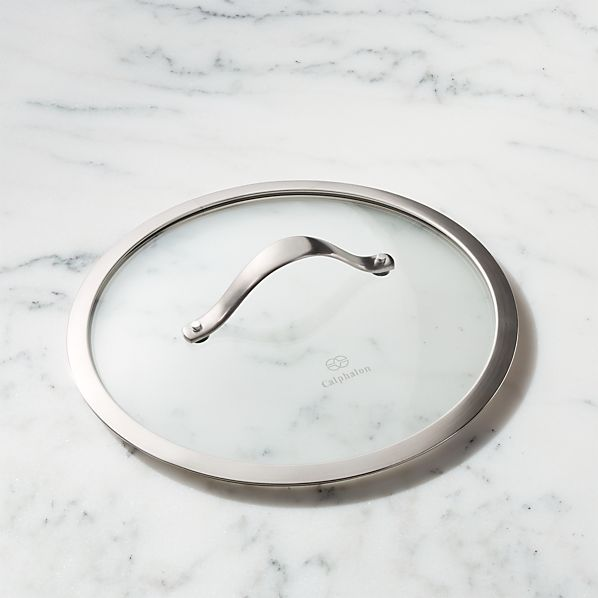 "Calphalon Contemporary ™ Non-Stick 10"" Glass Lid"