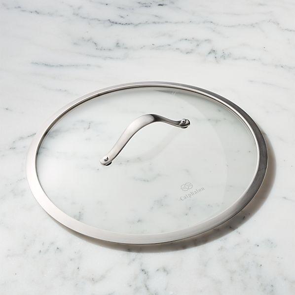 "Calphalon Contemporary ™ Non-Stick 12"" Glass Lid"
