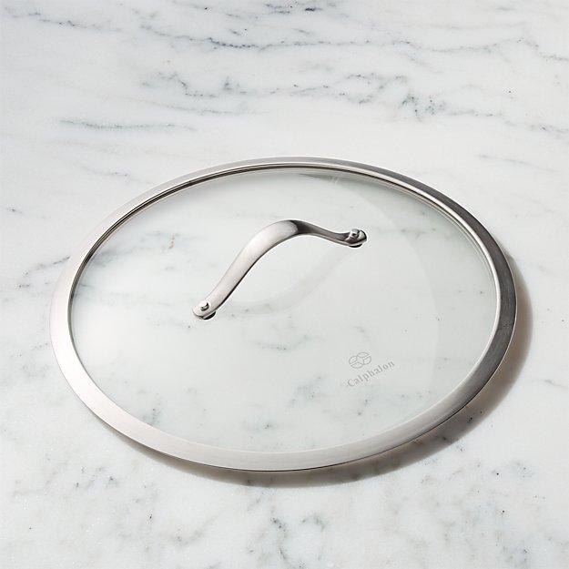 "Calphalon Contemporary ™ Non-Stick 12"" Glass Lid - Image 1 of 3"