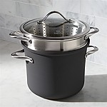 "Calphalon Contemporary â""¢ Non-Stick 8 qt. Multipot with Lid"