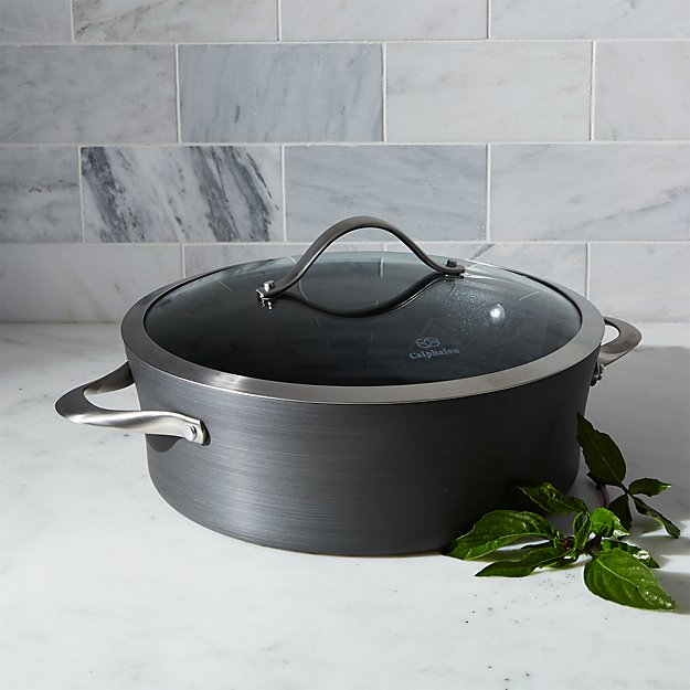 Calphalon Contemporary ™ Non-Stick 5 qt. Dutch Oven - Image 1 of 4