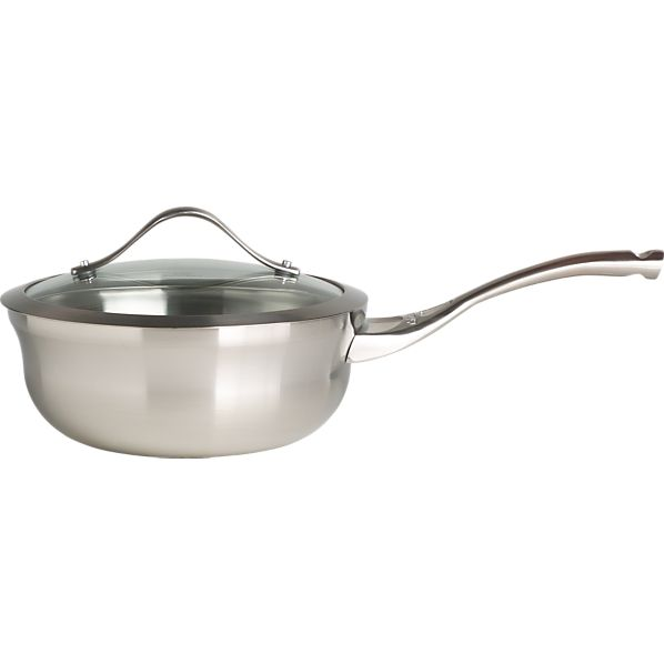 Calphalon ® Contemporary Stainless Chef's Pan