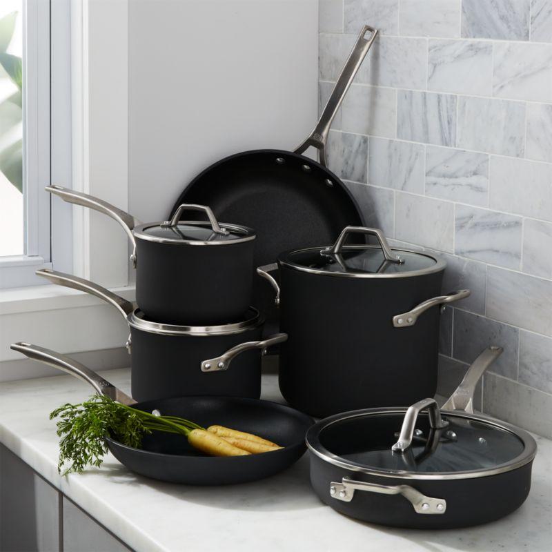 Calphalon Signature Non-Stick 10-Piece Cookware Set With