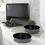 Calphalon ® Signature 6-Piece Ceramic Bakeware Set
