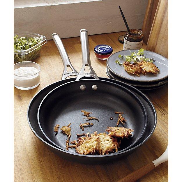Calphalon Contemporary Non Stick 2 Piece Fry Pan Set