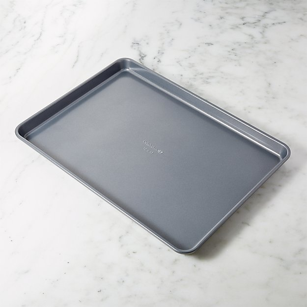 """Calphalon Nonstick 12"""" x 17"""" Jelly Roll Pan - Image 1 of 2"""