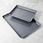 Calphalon Nonstick 12  x 17  Jelly Roll Pans, Set of 2