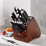 "Calphalon Contemporary 20-Piece Knife Block Set with SharpINâ""¢ Technology"