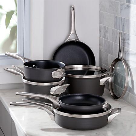 Calphalon ® Stackable 10-Piece Cookware