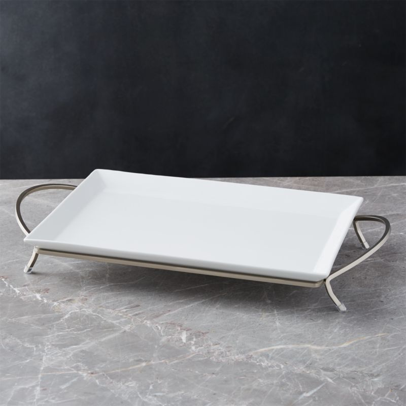 Cambridge Rectangular Serving Platter