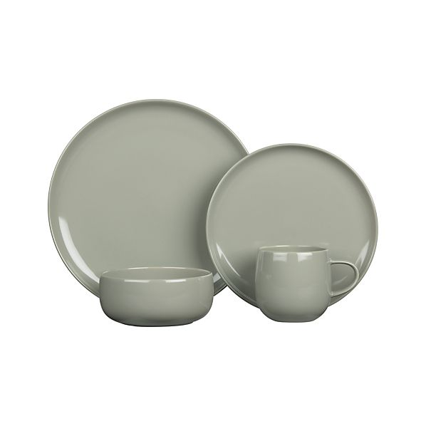 Camden Stone 4-Piece Place Setting