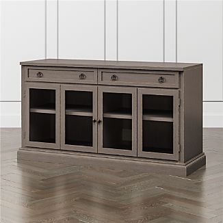 Popular Console Cabinet With Doors Design