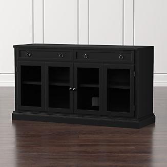 storage cabinets and display cabinets crate and barrel rh crateandbarrel com