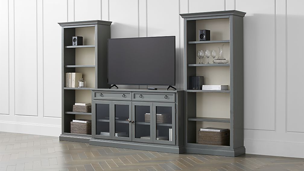 wid reviews barrel door crate furn piece hero center grey entertainment media zoom hei cameo and web glass modular hutch