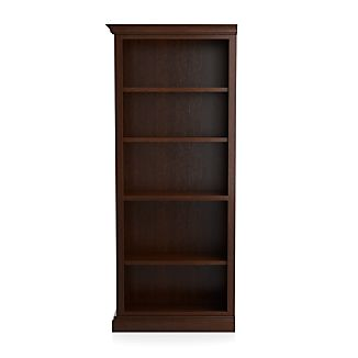 Cameo Aretina Walnut Left Open Bookcase