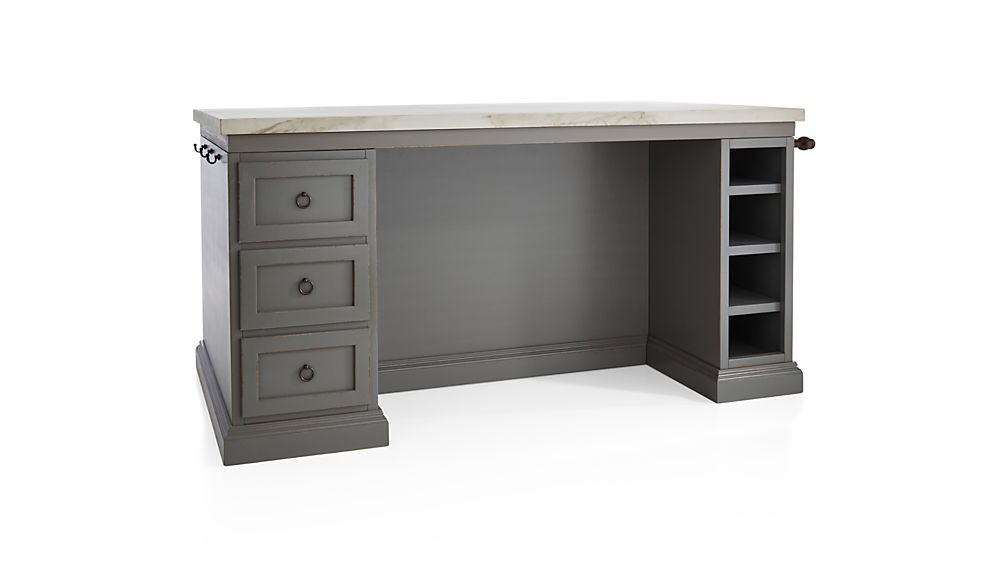 "Cameo 72"" Large Kitchen Island"