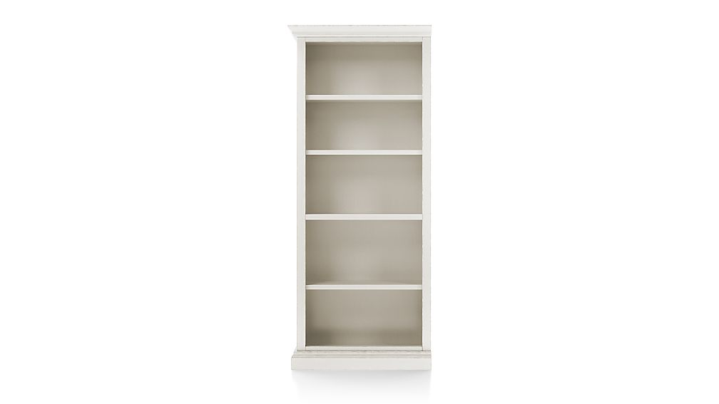 Cameo Dama Open Bookcase with Left Crown - Image 1 of 3