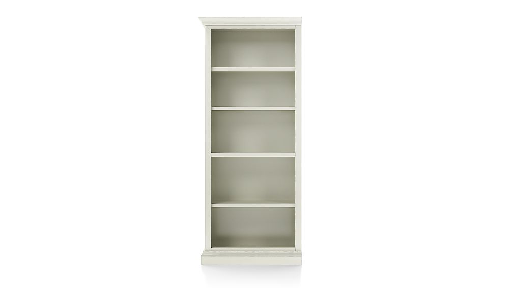 Cameo Vamelie Open Bookcase with Left Crown - Image 1 of 3