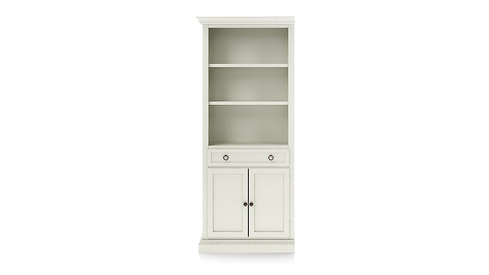 Cameo Vamelie Storage Bookcase with Left Crown - Image 1 of 3