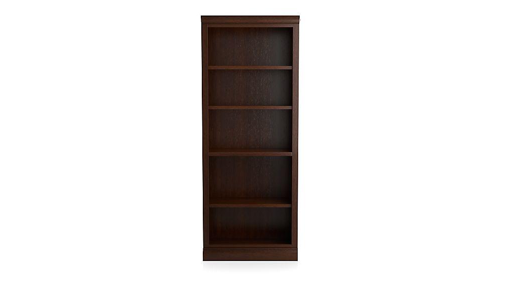 Cameo Aretina Walnut Middle Open Bookcase