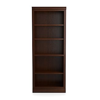 Cameo Aretina Walnut Middle Open Bookcase
