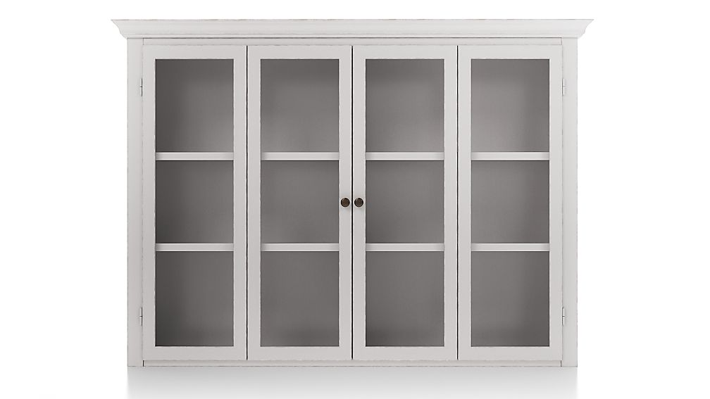 Cameo Dama Modular Hutch with Glass Doors - Image 1 of 3