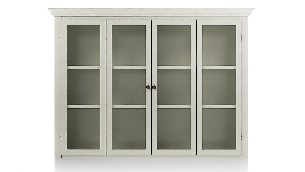 Cameo Vamelie Modular Hutch with Glass Doors - Image 1 of 3