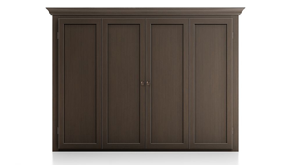Cameo Pinot Lancaster Modular Media Hutch - Image 1 of 3