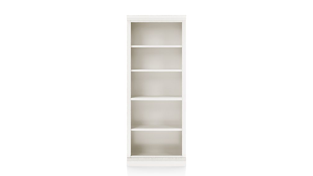 Cameo Dama Open Bookcase with Middle Crown - Image 1 of 2