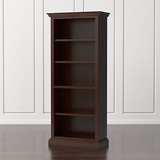 Cameo Aretina Walnut Open Bookcase