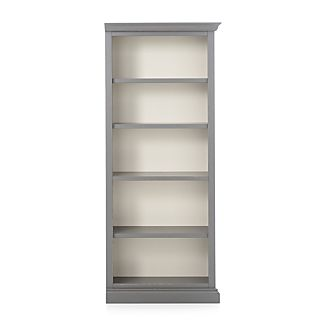 Cameo Grey Right Open Bookcase
