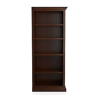 Cameo Aretina Walnut Right Open Bookcase