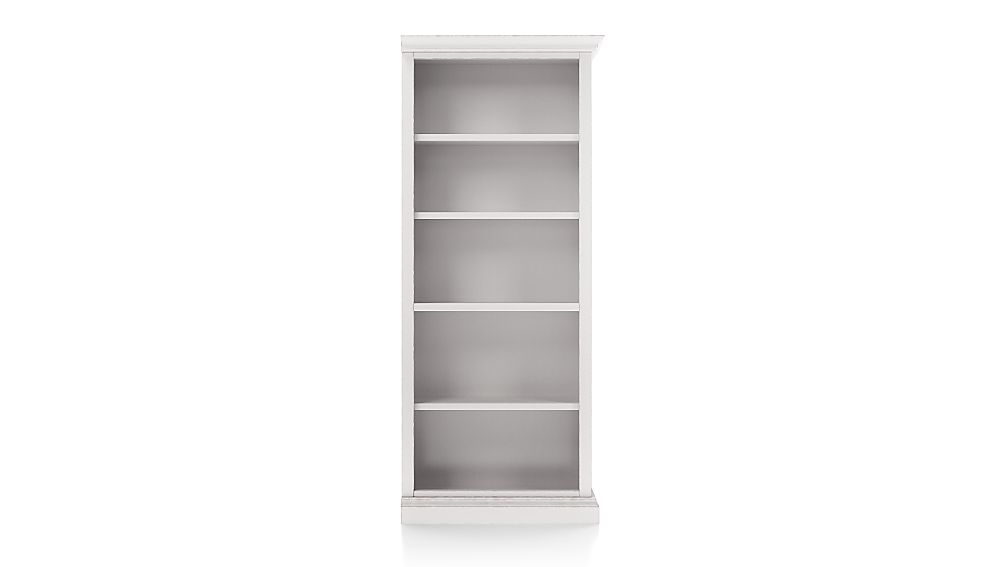 Cameo Dama Open Bookcase with Right Crown - Image 1 of 3