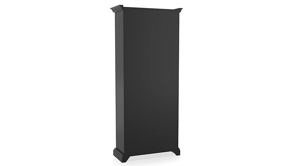 Cameo Bruno Black Storage Bookcase