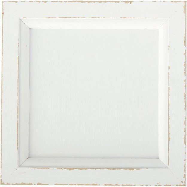 Italian Artisan Originals White 8x8 Swatch + Reviews   Crate and Barrel