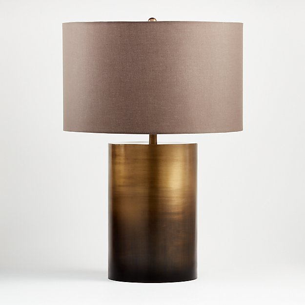 Ombre Table Lamp Crate And Barrel