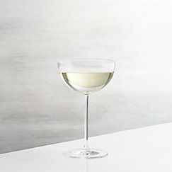 Camille Long Stem Champagne Coupe Glass
