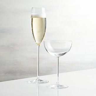 Camille Champagne Glasses