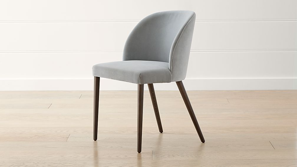 Camille Mist Italian Dining Chair - Image 1 of 11