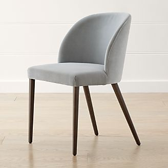 Camille Mist Italian Dining Chair