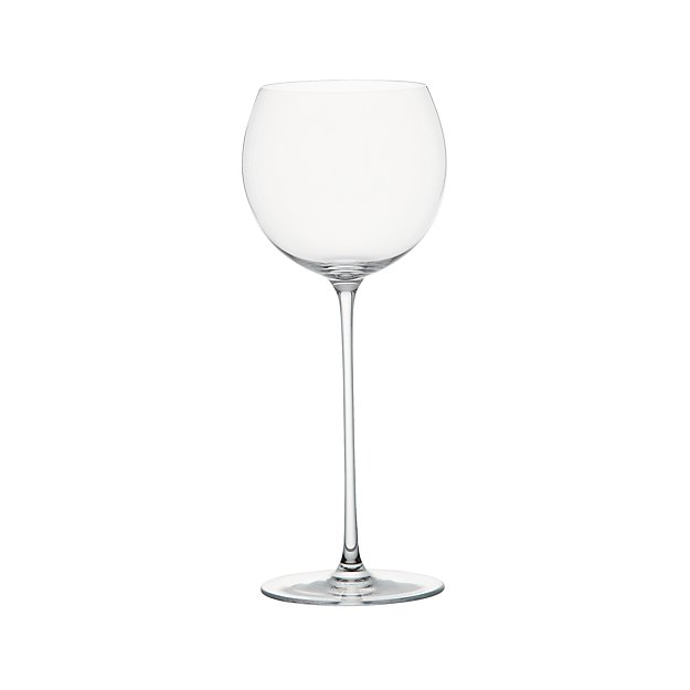 Ille Long Stem Wine Gles Crate And Barrel