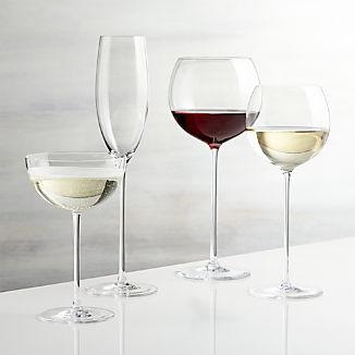 Camille Long Stem Wine Glasses